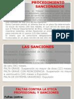 De Las Sanciones
