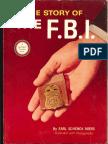 Spotlight Wonder Book - The Story of the FBI