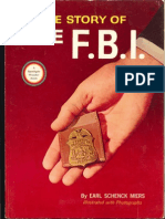 Spotlight Wonder Book - The Story of the FBI
