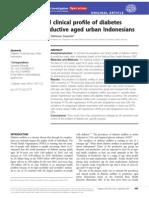 Jurnal Dm Indonesia