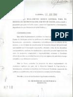 Reglamento Residencias La Rioja