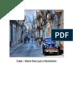 Cuba - More Than Just a Revolution