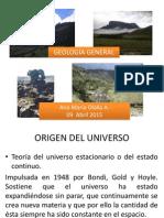 2a.geología Universo Sistsolar Planeta Tiempo Geológico
