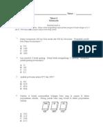 Ujian Formatif 2 Mate Thun 3
