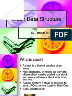 Stack Data Structure v10