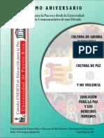 AntologiaDH y Cultura de Paz