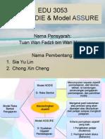 mindp map (perbezaan antara model addie dgn model assure).pptx