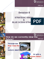 STRM043-Session-8 PowerPoint Slides Strategic Vison and Blue Ocean(2)