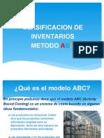 Clasificacion de Inventarios Metodo ABC (1)