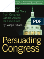 Persuading Congress