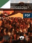 Regional Events Festivals Funding Application Form