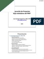 Ejecución de Proyectos PMI(2)