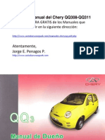 Manual Gratis Chery Qq 3