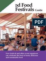 Good Food Guide for Festivals.doc