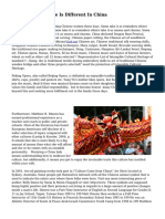 How Family Culture Is Different In China