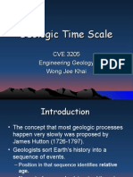 6. Geologic Time Scale
