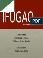 Ethnobotany of Ifugao
