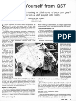 Build it Yourself from QST Part 1