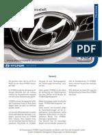Hyundai Garantie Austria