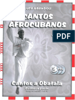 Obatala Cantos