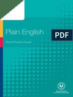 Plain English Guide