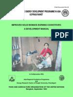 Rwedpa-solid Biomass Cookstoves