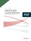 Oracle Erp Cloud Service