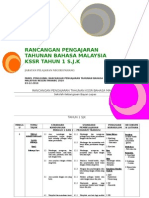 RANCANGAN PELAJARAN TAHUNAN BAHASA MALAYSIA KSSR TAHUN 1 SJK.doc