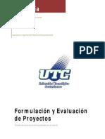 Antología Form y Eval Proyectos Informaticos