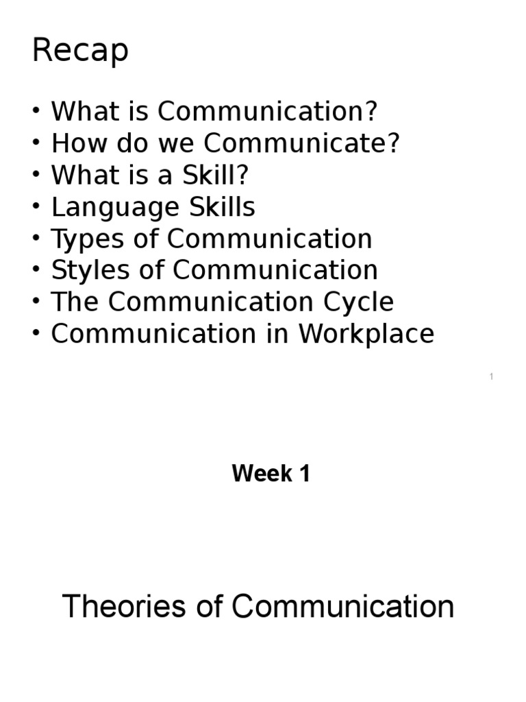 Thories of Communication | Public Relations | Technological Convergence