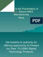 Nitric Acid Manufacturing Plant (1)
