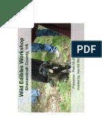 8100611 Wild Edibles Nutrition Medicine