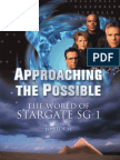 Approaching the Possible - The World of Stargate SG-1