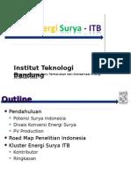 Klaster_Energi_Surya _ITB.ppt