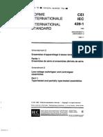 IEC 60439-1