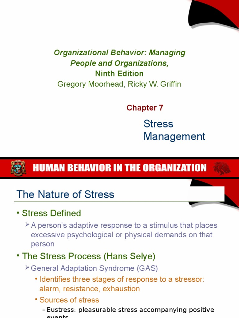 the three stages of stress are alarm resistance and