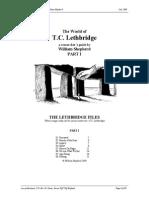 Lethbridge Part 1