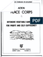 8301731 Intensive Gardening for Profit and Self Sufficiency