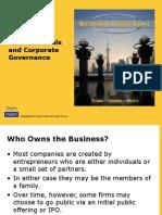 Chapter 2_Financial Goals & Corporate Governance