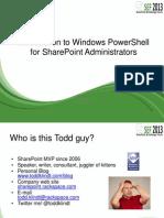 PowerShell for SharePoint Admins.pdf