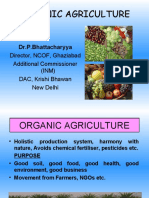 Sielent Features of Organic Farming