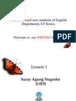 2015 Writing1_Pertemuan1_Modul1_suray.ppt