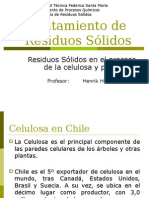 IMQ320 Clase Residuos Celulosa y Papel