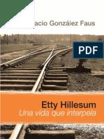 Etty Hillesum un vida que interpela