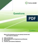 ITIL QuestionBank1