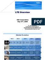 3gpp Lte Overview - Nec