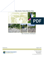 City Center Parks Master Plan
