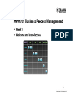 Introductory Slides MPM701