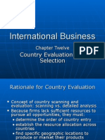 countryevaluationandselection-111214120739-phpapp01