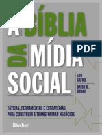 Livro - a Bíblia Da Mídia Social